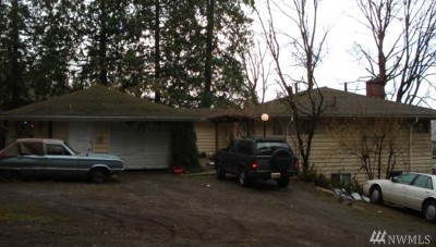 Bothell Single Family Home For Sale: 24207 39th Ave NW