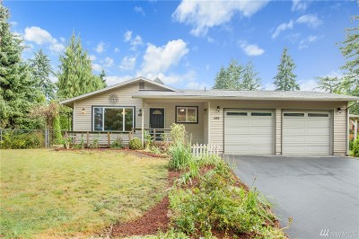 Bothell Single Family Home For Sale: 105 239th Place SW