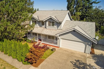 Single Family Home For Sale: 1322 McLeod Rd