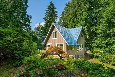 Issaquah Single Family Home For Sale: 13605 248th Ave SE