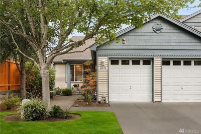 Renton Condo/Townhouse For Sale: 4522 NE 6th Ct