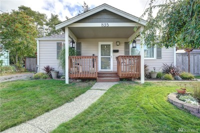 Tacoma Single Family Home For Sale: 835 S Geiger