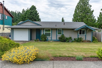 Bellingham WA Single Family Home For Sale: $325,000