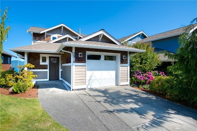 Anacortes Single Family Home For Sale: 3914 Cottage Place