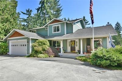 Hansville Single Family Home For Sale: 5917 NE Ponderosa Blvd