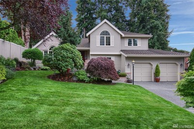 Federal Way Single Family Home For Sale: 1107 SW 333rd St
