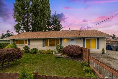 Renton Single Family Home For Sale: 15718 116th Ave SE
