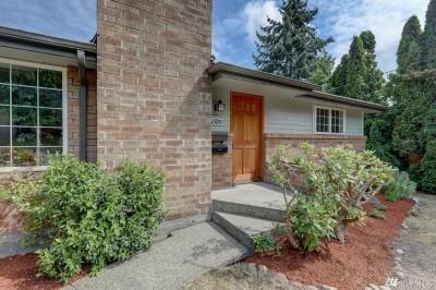 Seattle Single Family Home For Sale: 4500 S Alaska St