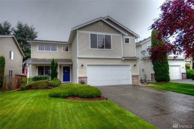 Puyallup Single Family Home For Sale: 16908 119th Av Ct E
