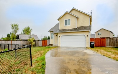 Yelm Single Family Home For Sale: 9969 Greenleaf Ct SE