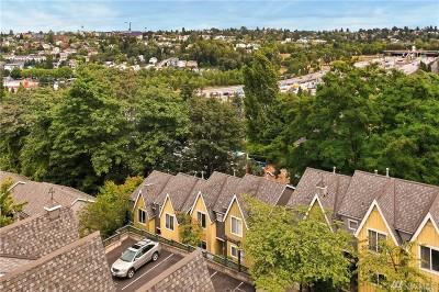 Seattle WA Condo/Townhouse For Sale: $499,000