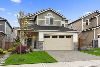 Puyallup Single Family Home For Sale: 11415 175th St E
