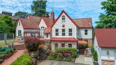 Tacoma Single Family Home For Sale: 6320 Dash Point Blvd NE