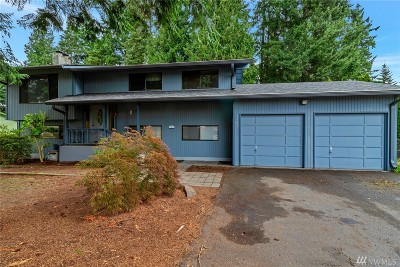 Puyallup Single Family Home For Sale: 1509 31st Ave SW