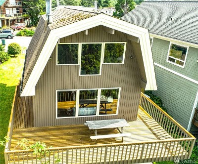 Single Family Home For Sale: 4846 Broadway Dr