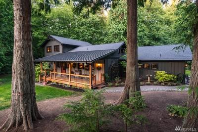 Langley Single Family Home Pending: 1052 Woodside Lane