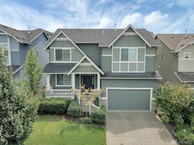 Puyallup Single Family Home For Sale: 3910 Highlands Blvd