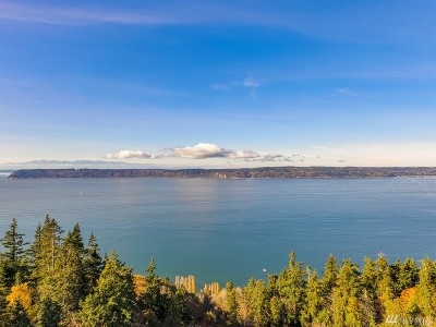 Mukilteo Residential Lots & Land For Sale: 8340 53rd Ave W