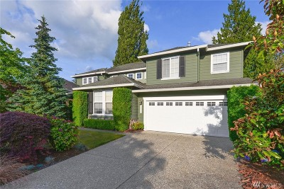 Snohomish Single Family Home For Sale: 12519 68th Ave SE