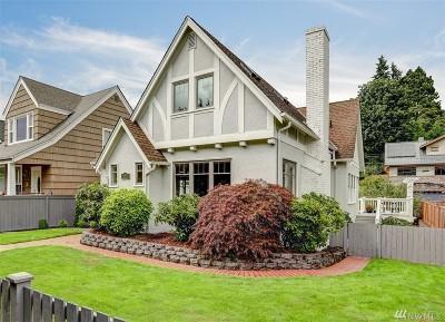 Tacoma Single Family Home For Sale: 1019 N Tacoma Ave