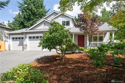 Poulsbo Single Family Home For Sale: 23560 Brixton Place