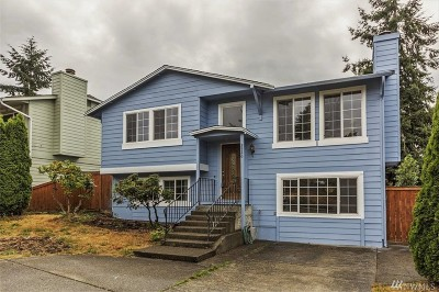 Tacoma Single Family Home For Sale: 3526 N Baltimore St