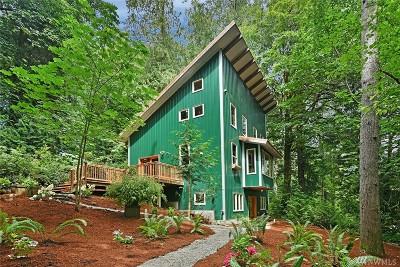 Bainbridge Island Single Family Home For Sale: 7054 NE Twin Ponds Rd