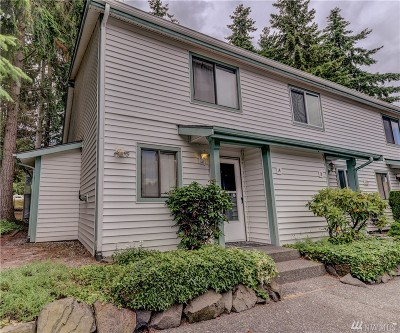 Federal Way Condo/Townhouse For Sale: 1729 SW 318th Place #50A