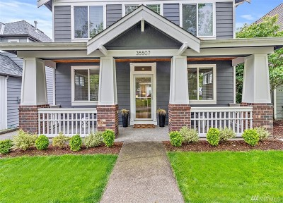 Snoqualmie Single Family Home For Sale: 35507 SE Kinsey St