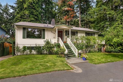 Shoreline Single Family Home For Sale: 746 NE 198th St