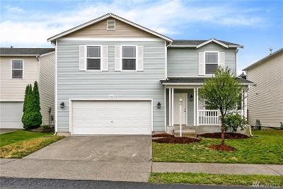 Graham Single Family Home For Sale: 10502 193rd St Ct E