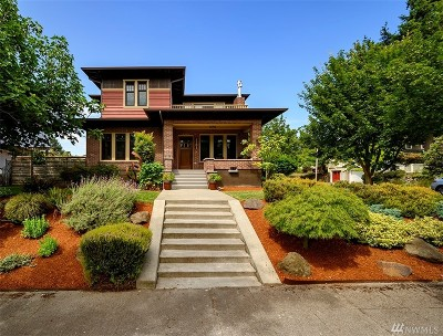 Seattle Single Family Home For Sale: 2503 33rd Ave S
