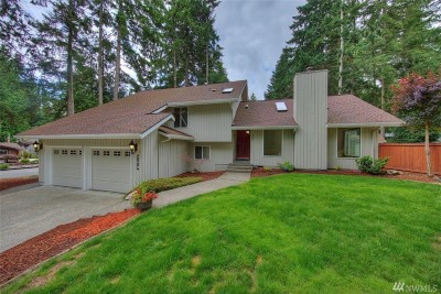 Puyallup Single Family Home For Sale: 2504 34th Ave SE
