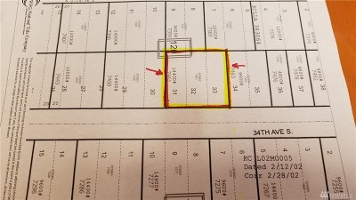 Auburn Residential Lots & Land For Sale: 37305 34th Ave S