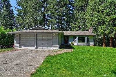 Puyallup Single Family Home For Sale: 12804 84th Av Ct E