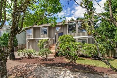 Renton Single Family Home For Sale: 1807 Monterey Ave NE
