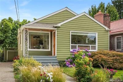 Seattle Single Family Home For Sale: 527 NE 81st St