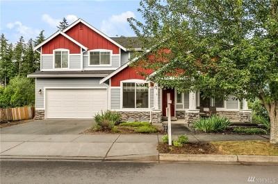 Maple Valley Single Family Home For Sale: 27447 237th Ave SE