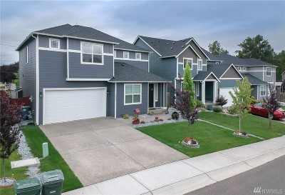 Puyallup Single Family Home For Sale: 8135 152nd St Ct E