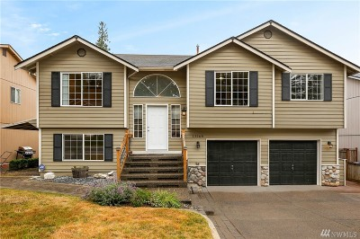 Puyallup Single Family Home For Sale: 13108 111th Av Ct E