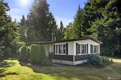 Stanwood Single Family Home For Sale: 32330 83rd Dr NW