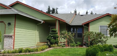 Marysville Single Family Home For Sale: 5333 113th Place NE