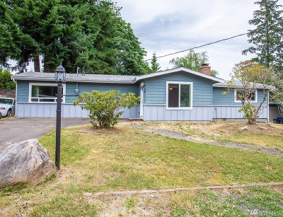 Bremerton Single Family Home For Sale: 818 Hanford Ave
