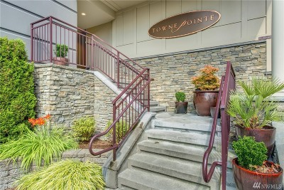 Redmond Condo/Townhouse For Sale: 8850 164th Ave NE #403