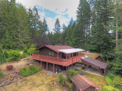 Mason County Single Family Home For Sale: 310 N Duckabush Dr E