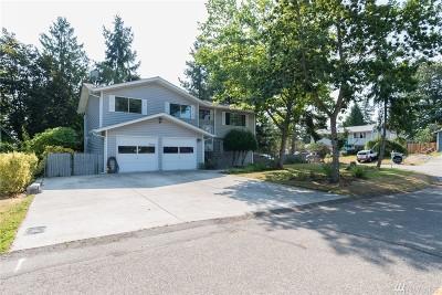 Bremerton Single Family Home For Sale: 7320 Grevena Ave NE