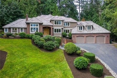 Woodinville Single Family Home For Sale: 16620 NE 167th Ct