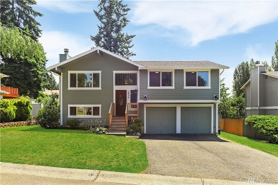 Federal Way Single Family Home For Sale: 2635 SW 351st St