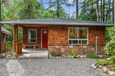 Single Family Home For Sale: 8447 Hazel Ct