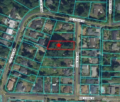 Seattle Residential Lots & Land For Sale: 10th Ave NW